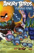 Angry Birds Furious Fowl HC (2018 IDW) 1-1ST