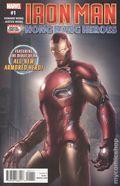 Iron Man Hong Kong Heroes (2018) 1A