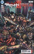 Batman Teenage Mutant Ninja Turtles II (2017 DC) 5B