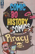 Comic Book History of Comics Comics For All (2017 IDW) 4A
