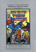 Marvel Masterworks Marvel Two-In-One HC (2013- Marvel) 3-1ST