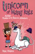 Unicorn of Many Hats GN (2018 Amp Comics) Another Phoebe and Her Unicorn Adventure 1-1ST