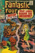 Fantastic Four (1961 1st Series) UK Edition 66UK