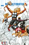 Ultimate New Ultimates (2010 Marvel) 1E