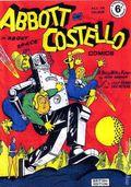 Abbott and Costello Comics (1950 Streamline) 1NN
