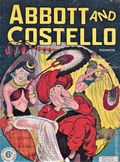 Abbott and Costello Comics (1950 Streamline) 2NN