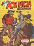 Ace High Western Comic (1953 Gould-Light) 1