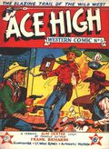 Ace High Western Comic (1953 Gould-Light) 5