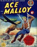 Ace Malloy of the Special Squadron (1952-1954 Arnold Book Company) 55