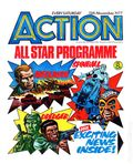 Action (1976-1977 U.K. IPC) 2nd Series Nov 12 1977