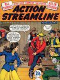 Action Streamline Comics (1950 Streamline) 1NN