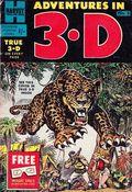 Adventures in 3-D (1953 Streamline) UK Edition 1