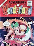 Adventures in Wonderland (1955 L. Miller) 2