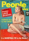 People Today (1950 Hillman Publication) Vol. 17 #1