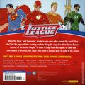 Justice League Race to Save the Day SC (2018 HarperCollins) 1-1ST