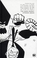 Batman Noir: The Dark Knight Strikes Again HC (2018 DC) The Deluxe Edition 1-1ST
