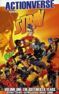Actionverse Featuring Stray TPB (2018 Action Lab) 1-1ST