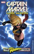 Captain Marvel Carol Danvers - The Ms. Marvel Years TPB (2018 Marvel) 1-1ST
