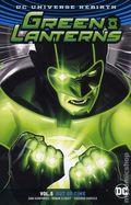 Green Lanterns TPB (2017-2019 DC Universe Rebirth) 5-1ST