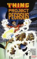 Thing Project Pegasus TPB (2018 Marvel) 1-1ST
