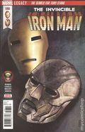Invincible Iron Man (2017 4th Series) 598A