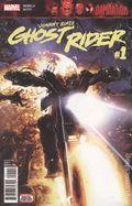 Damnation Johnny Blaze Ghost Rider (2018 Marvel) 1A