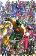 Mighty Morphin Power Rangers (2016 Boom) 25D