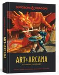 Dungeons and Dragons Art and Arcana HC (2018 Ten Speed Press) A Visual History 1-1ST