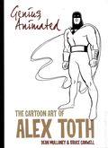 Genius Animated The Cartoon Art of Alex Toth HC (2014 IDW) 1-REP