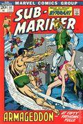Sub-Mariner (1968 1st Series) 51