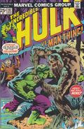 Incredible Hulk (1962-1999 1st Series) Mark Jewelers 197MJ