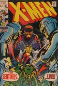 Uncanny X-Men (1963 1st Series) UK Edition 57UK