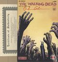 Walking Dead (2003 Image) 163A.DF.SIGNED