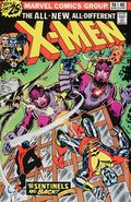 Uncanny X-Men (1963 1st Series) Mark Jewelers 98MJ