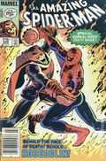 Amazing Spider-Man (1963 1st Series) Canadian Price Variant 250