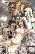 Cavewoman Zombie Situation (2014) 1B