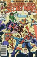 Marvel Super Heroes Secret Wars (1984) Canadian Price Variant 5