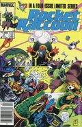 Rocket Raccoon (1985 Marvel) Canadian Price Variant 3