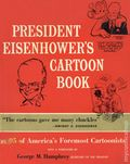 President Eisenhower's Cartoon Book HC (1956) 1-1ST