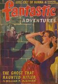 Fantastic Adventures (1939-1953 Ziff-Davis Publishing) Pulp Dec 1942