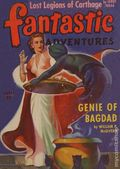 Fantastic Adventures (1939-1953 Ziff-Davis Publishing) Pulp Jun 1943
