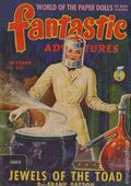 Fantastic Adventures (1939-1953 Ziff-Davis Publishing) Pulp Oct 1943
