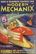 Modern Mechanic and Inventions (1932-1938) Pulp Vol. 16 #3