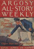 Argosy Part 3: Argosy All-Story Weekly (1920-1929 Munsey/William T. Dewart) Vol. 159 #4