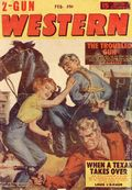 Two-Gun Western (1953-1957 Western Fiction-Stadium) Pulp 6th Series Vol. 1 #4