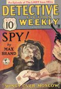 Detective Fiction Weekly (1928-1942 Red Star News) Pulp Vol. 93 #3