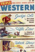 Triple Western (1947-1958 Standard) Pulp Vol. 2 #3