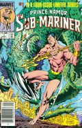 Prince Namor the Sub-Mariner (1984 Marvel) Canadian Price Variant 1