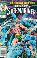 Prince Namor the Sub-Mariner (1984 Marvel) Canadian Price Variant 3