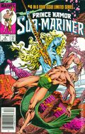 Prince Namor the Sub-Mariner (1984 Marvel) Canadian Price Variant 4